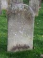 -2019-11-13 Headstone of John Cook Hewitt, died August 31 1900 age 50, Trimingham churchyard.JPG