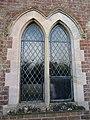 -2020-12-28 Window, north facing elevation, Cromer town cemetery chapel, Cromer, Norfolk (1).JPG