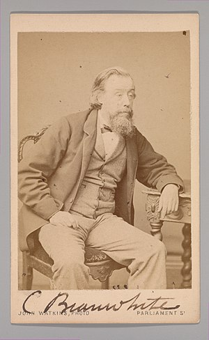Charles Branwhite - Charles Branwhite in the 1860s