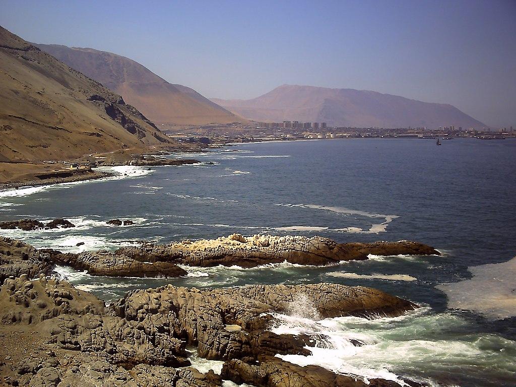 Pazifik-Küste bei Iquique.- panoramio - Jorge Manriquez P. (2)