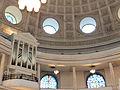 021212 Pipe organs of Holy Trinity Church in Warsaw (Lutheran) - 02.jpg