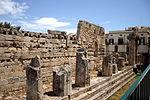0417 - Siracusa - Tempio di Apollo - Foto Giovanni Dall'Orto - 21-May-2008