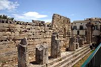 0417 - Siracusa - Tempio di Apollo - Foto Giovanni Dall'Orto - 21-May-2008.jpg