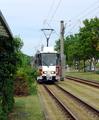 043 tram 149 approaching Zuschka.png