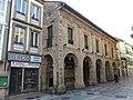053 Palacio de García Pumarino, o de Llano Ponte, c. Rivero 5 (Avilés).jpg
