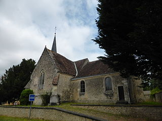 Saint-Fulgent-des-Ormes Commune in Normandy, France