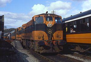 Thomastown railway station - Thomastown in 1985