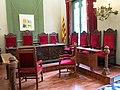 064 Ajuntament de Canet de Mar, sala de plens.JPG