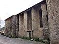 073 Santa Maria de Camprodon, mur nord.JPG