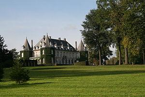 La Hulpe - Image: 0 Château Solvay La Hulpe
