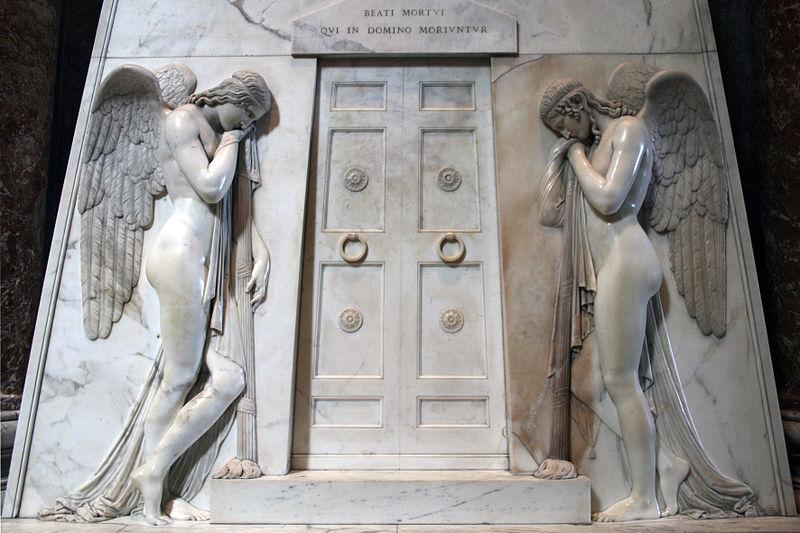 0 Monument fun%C3%A9raire des derniers Stuarts - Basilique St-Pierre - Vatican (1).JPG