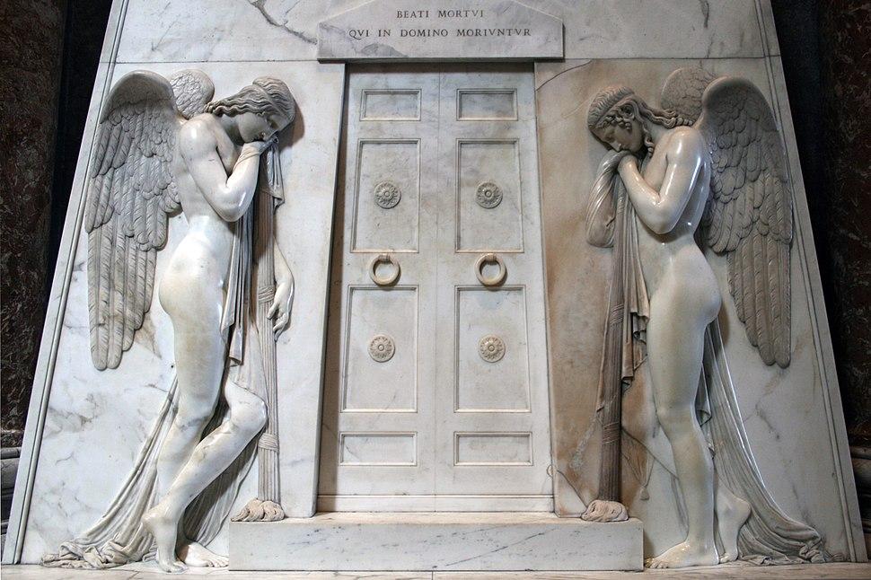 0 Monument fun%C3%A9raire des derniers Stuarts - Basilique St-Pierre - Vatican (1)