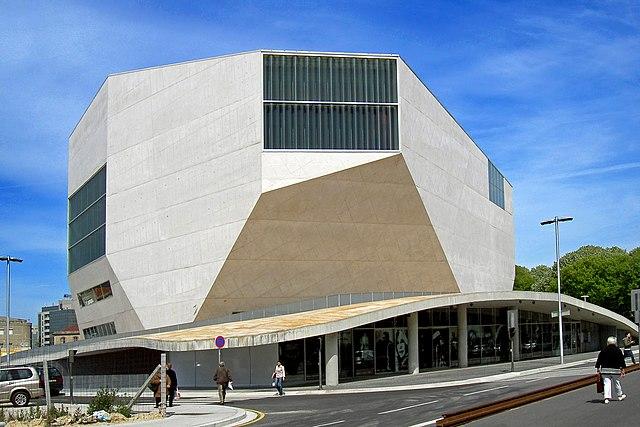 Terra Casa Amsterdam : Casa da música theater und oper in porto portugal reiseführer