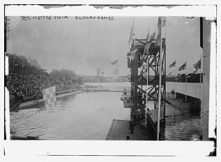 Swimming at the 1912 Summer Olympics – Mens 100 metre freestyle Olympic swimming event