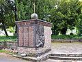 13-06-30 Horrem Friedhof Kriegerdenkmal 01.jpg