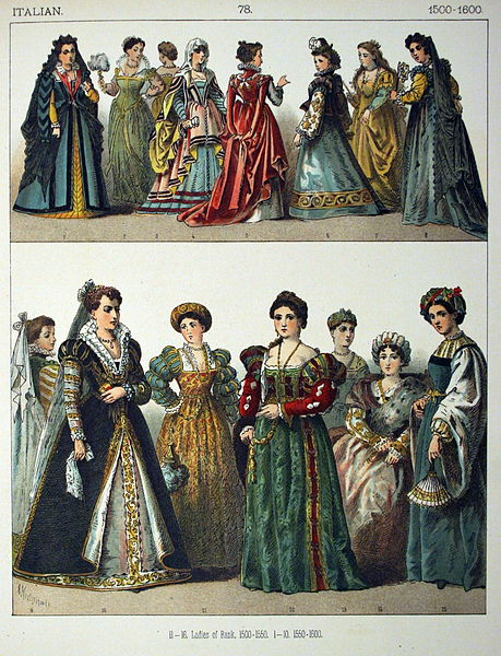 File 1500 1600 Italian 078 Costumes Of All Nations 1882 Jpg Wikimedia Commons