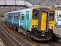 150231 and 143 number 616 Cardiff Central to Aberdare 2A34 (40524986724).jpg