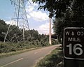 16 Mile Marker on W&OD Trail - panoramio.jpg