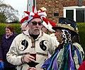18.12.16 Ringheye Morris Dance at the Bird in Hand Mobberley 142 (30890627324).jpg