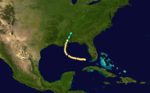 1860 Atlantic hurricane 4 track.png
