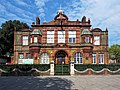 1899 Grade II Education Offices, West Green, Haringey, London 1.jpg