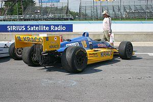Kraco Enterprises - Bobby Rahal's Kraco-sponsored IndyCar from 1989