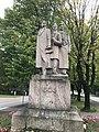 1905 Statue, Lauku Iela, Ventspils.jpg
