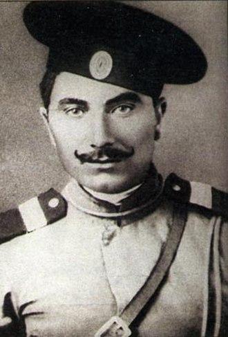 Semyon Budyonny - Budyonny in 1912