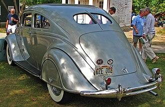 DeSoto Airflow - 1934 DeSoto Airflow coupe