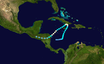 1935 Atlantic hurricane 6 track.png