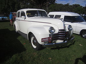 Oldsmobile Series 60 - 1940 Oldsmobile Series 60 Sedan