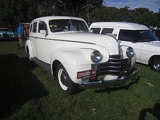 Oldsmobile Series 60 - 1940 Oldsmobile Series 60 Sedan