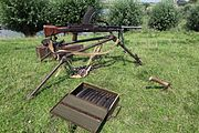 1944 Bren light machine gun
