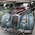 1952 Lagonda Tickford drophead coupe 1952 (31694053972).jpg