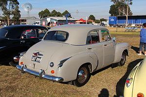 Holden 48 215 wikivividly holden fj image 1953 56 fj special rear fandeluxe Images