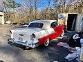 1955 Chevrolet Bel Air, Sylva, NC (46681545922).jpg