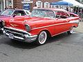 1957 Chevrolet Bel Air, 2003 Woodward Dream Cruise.jpg