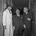 1957 Visite du ministre de l'agriculture Mr ANDRE DULIN au CNRZ-30-cliche Jean Joseph Weber.jpg