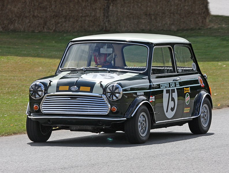 File:1968 Morris Mini Cooper S - Flickr - exfordy.jpg