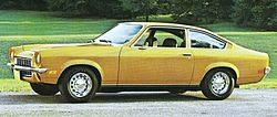 Chevrolet Vega - Wikipedia, the free encyclopedia