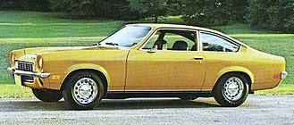 Chevrolet Vega - Image: 1971 Chevrolet Vega Coupe