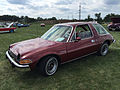 1975 AMC Pacer DL coupe in Autumn Red at 2015 AMO show 01of12.jpg