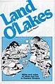 1979-80 Land O' Lakes Tourist Association Map Cover (14933595178).jpg