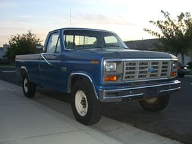 Ford F Series Seventh Generation Wikipedia