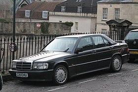 1986 Mercedes 190E 2.3 16 Cosworth (16009599658) .jpg