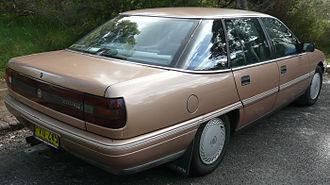 Holden Caprice - 1990–1991 Holden Statesman (VQ)