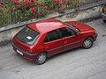 1996 Peugeot 306 - rear.jpg