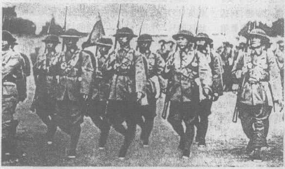 19th Route Army of the National Revolutionary Army