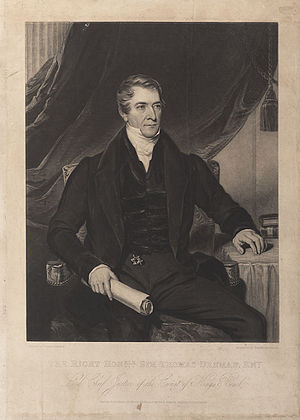 Williams v Carwardine - Lord Denman was Chief Justice for 18 years, from 1832 to 1850.