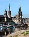 20030812220DR Dresden Terrassenufer Hofkirche.jpg